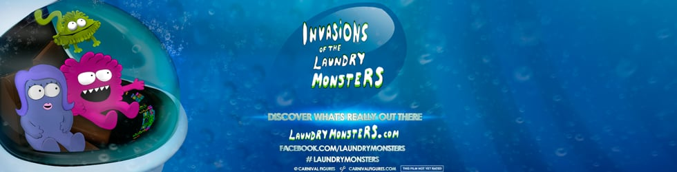 Laundry Monsters