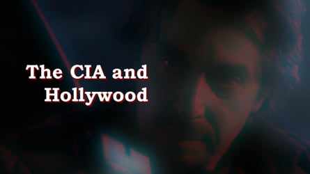 The CIA and Hollywood