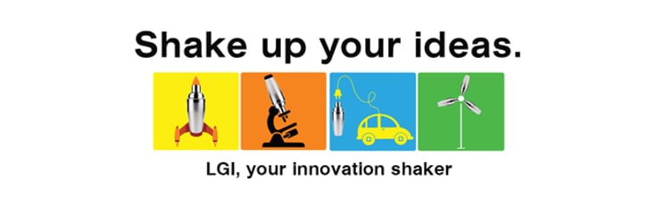 LGI, your innovation shaker