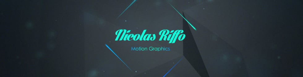 Nicolas Riffo Motion Graphics