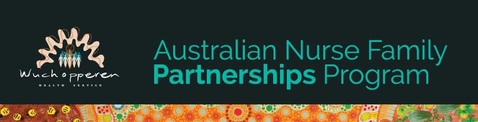 Australian Nurse Family Partnerships