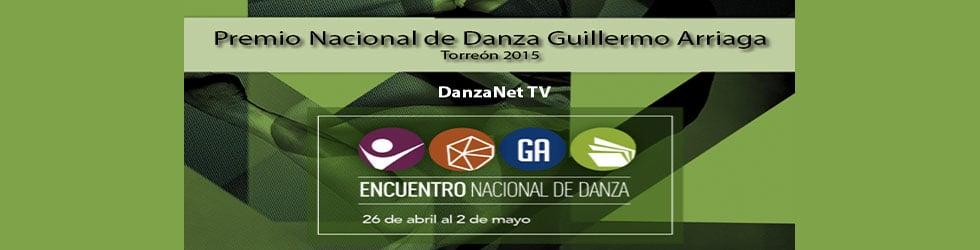 XXXIV Premio Nacional de Danza Guillermo Arriaga (INBA-UAM)