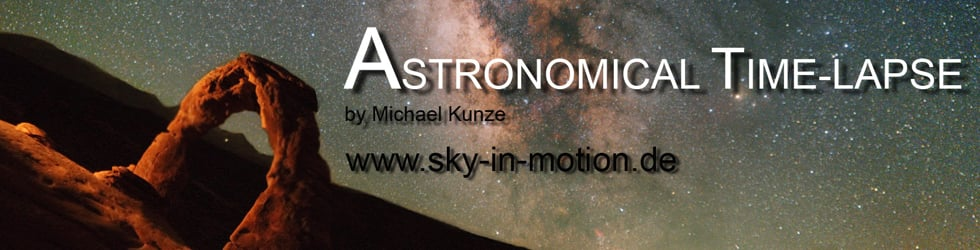 Astronomical Time Lapse