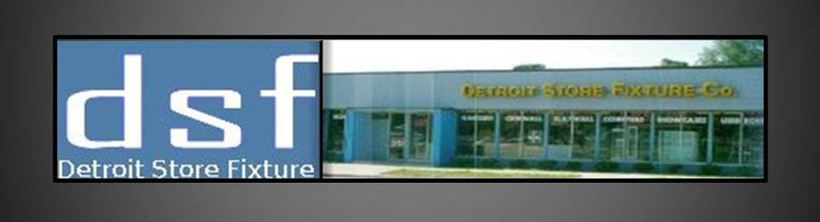 Detroit Store Fixture