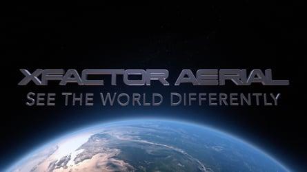 XFactor Aerial - Show Reels