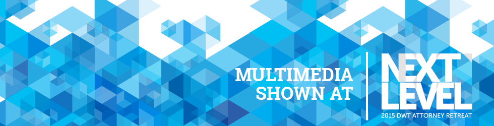 Multimedia from the 2015 Next Level Event