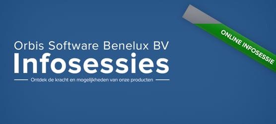 Infosessies Orbis Software