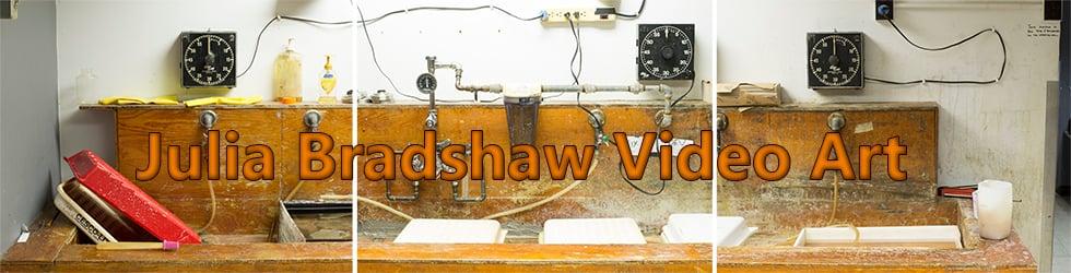 Julia Bradshaw Video Art