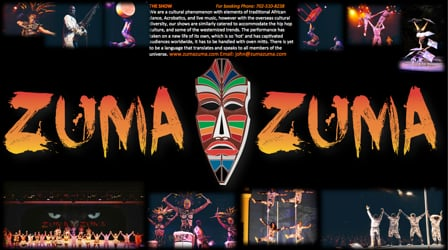 AFRICAN ACROBATS INTERNATIONAL AVAILABLE ACTS