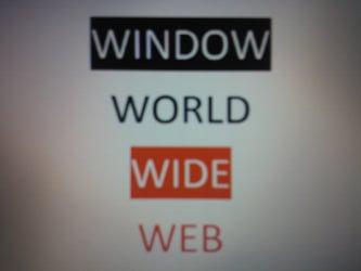 Video Window World Wide Web Press