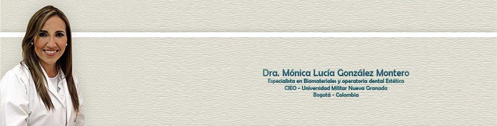 Dra. Mónica Lucía González Montero