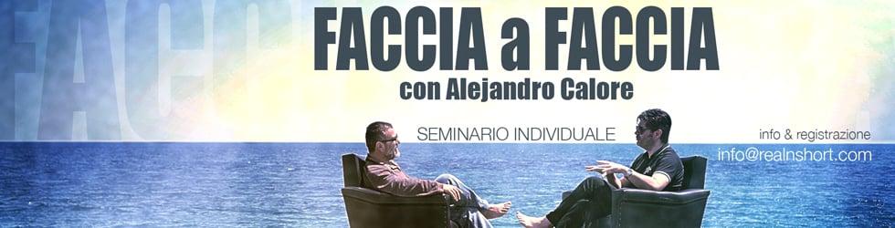 FACCIA A FACCIA con Rocco Cartisano