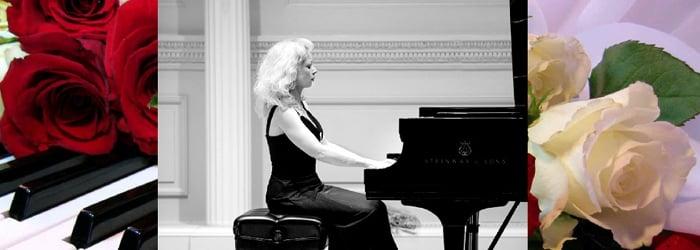 Sophia Agranovich - Concert Pianist, Recording Artist, Educator