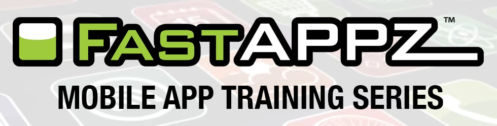 Mobile App Training Series