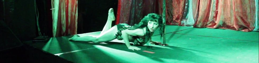 Miss G Pole Dancer