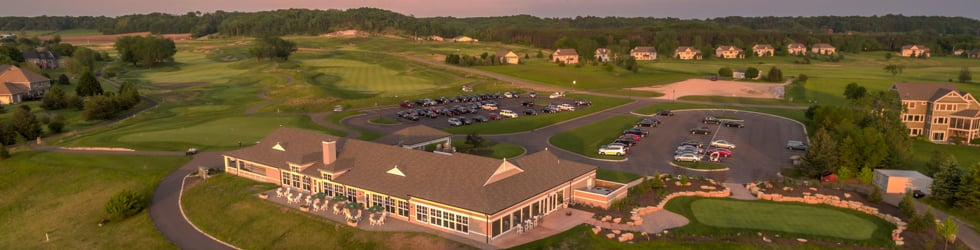 Golf Course Aerial Tours
