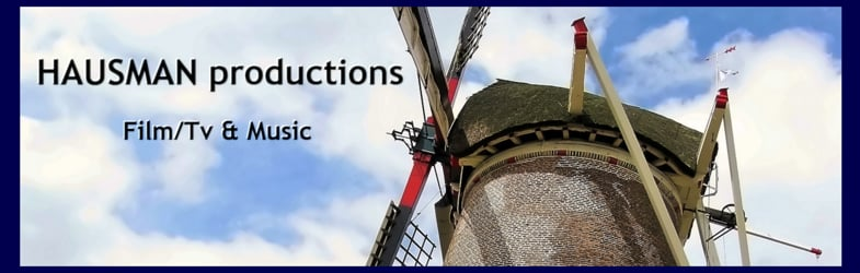 ⌂ H A U S M A N productions TV Web channel - The Netherlands