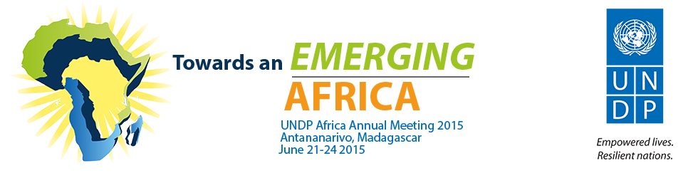 UNDP Africa Annual Meeting 2015