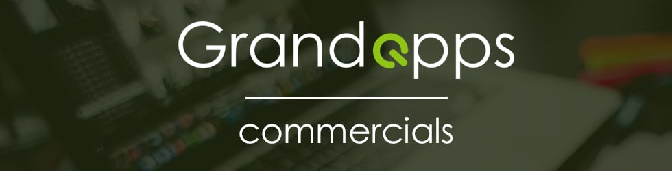Grand Apps Commercials