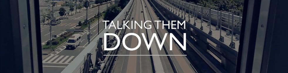 Talking them down (2 short parts)
