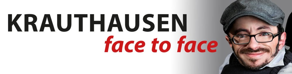"Fernsehmagazin ""Krauthausen - face to face"""