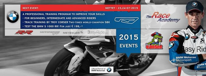 Motorrad Motorsport - The Race Academy