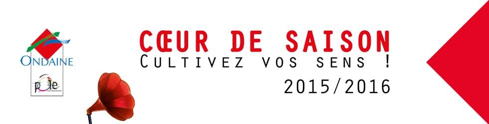 SIVO - Cœur de saison - 2015/2016