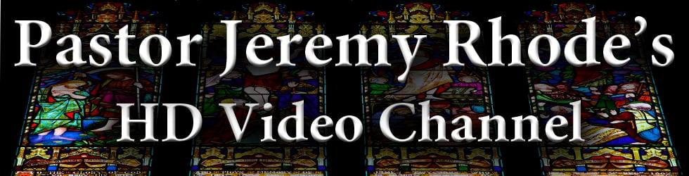 Pastor Jeremy Rhode HD