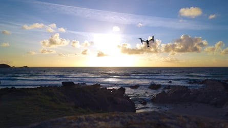 One Man & His Drone