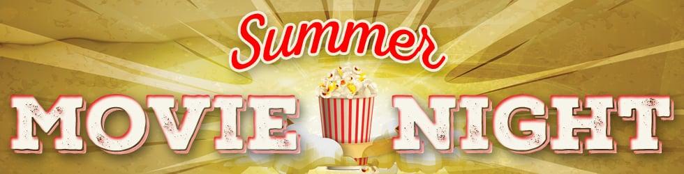 Summer Movie Night 2015