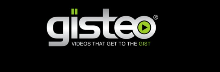 Gisteo: Animated Marketing Videos That Get To The Gist