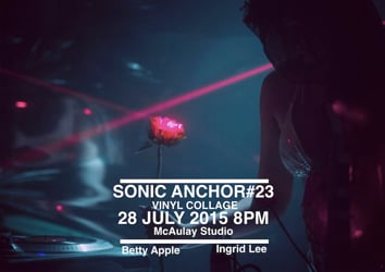 Betty Apple Sound + Live art performances