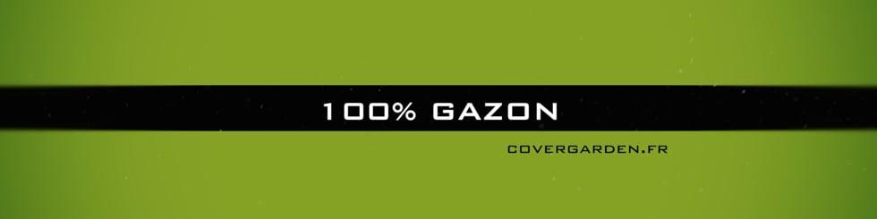 Emission 100%GAZON By COVERGARDEN TV
