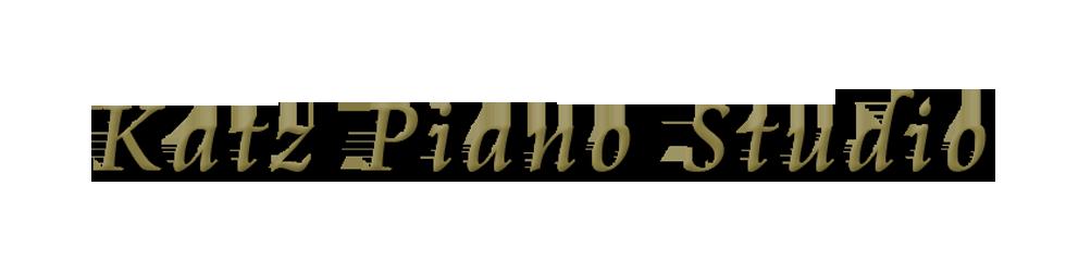 Katz Piano Studio 2015