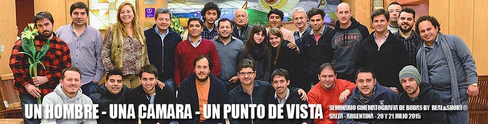 REAL&SHORT® Salta Seminar, Argentina