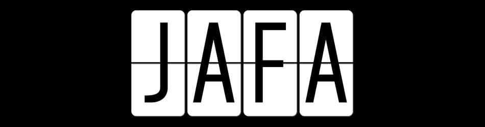 JAFA - There's no place like home.