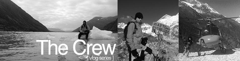 The Crew Vlog Series