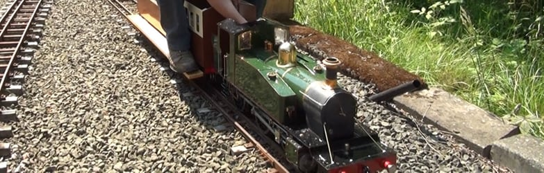 Heritage and Model Rail