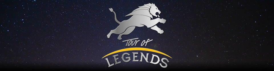 Tour of Legends