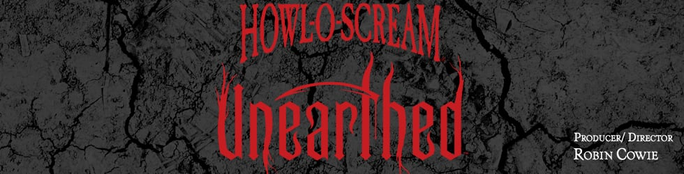 Howl-O-Scream Unearthed 2015