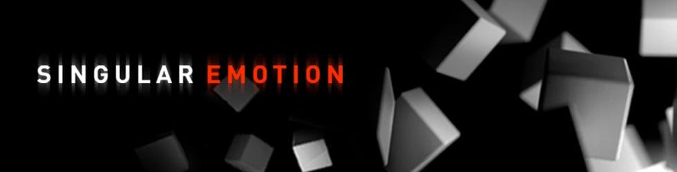 Singular Emotion -  demos 2016