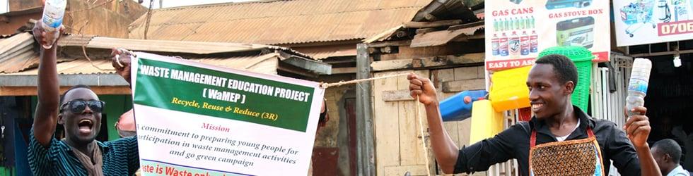 Changemakers in Uganda