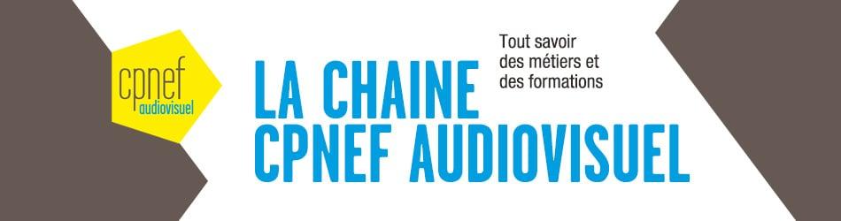 Chaine CPNEF de l'Audiovisuel - CPNEF AV
