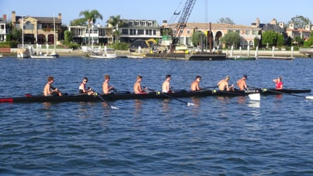 Newport Sea Base Rowing parent videos