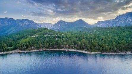 Mountain House Aerial Photo