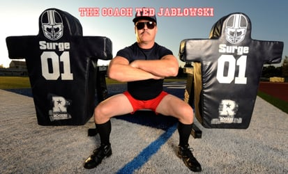 THE COACH TED JABLOWSKI
