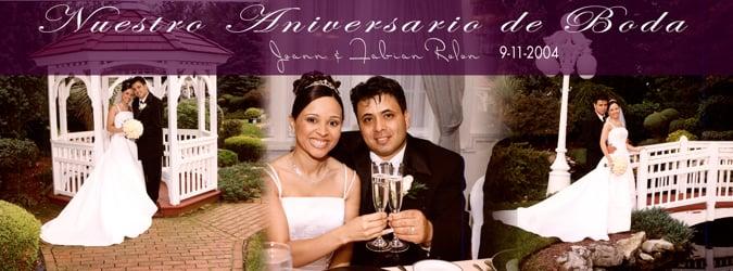 Nuestra  Boda Septiembre 11 2004 -Resumen Primera Parte-