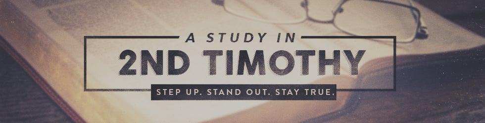 2nd Timothy