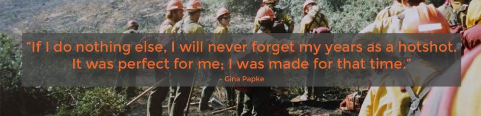 The Smokey Generation: Gina Papke