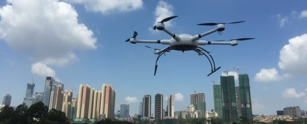Multirotor UAV/Drone Videography & Photography